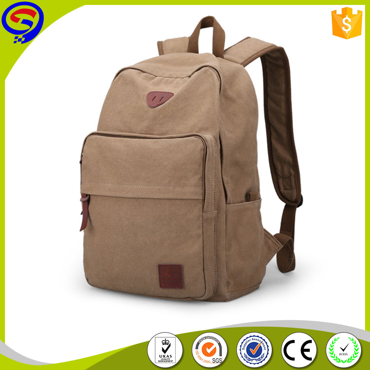 Strong High Quality Cow Waterproof Rucksack