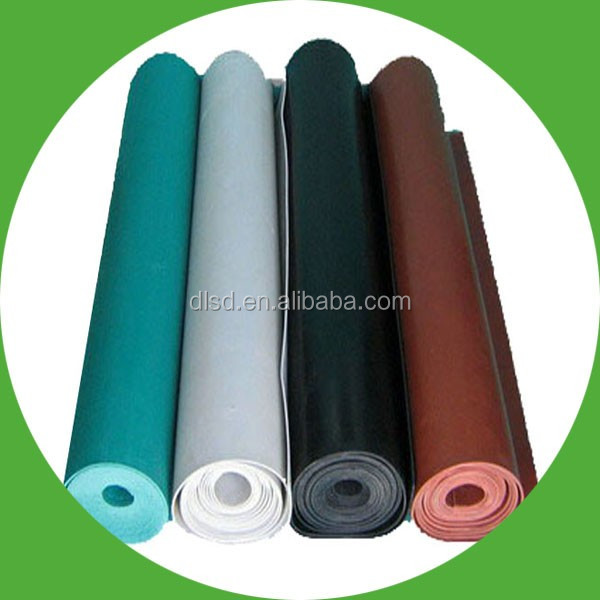 neoprene rubber with cloth insertion rubber sheet