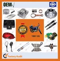 Factory Price Motorcycle Engine Spare Parts YBR125