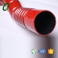 rubber air intake hose for engine air inlet