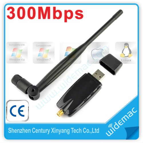 300mbps 802.11n Realtek 8191su mini wifi usb wlan adapter laptop desktop network card