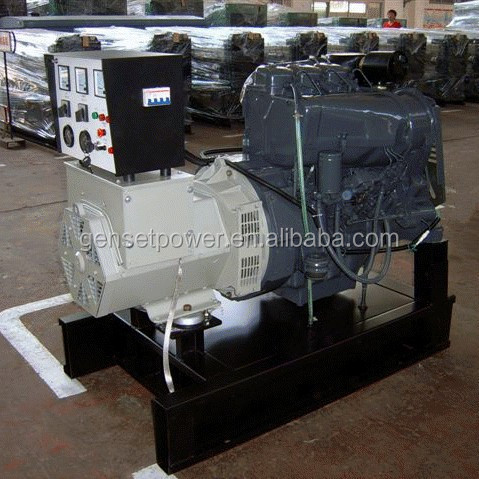 50kw to 500kw Diesel Power Generator Direct with Leroy Somer