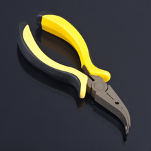New Ball Head Disassembly Clamp Long Nose Plier RC Tools Combination Plier for RC Helicopter Plane Car Yellow