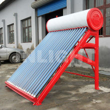 High Efficient CE Certified Color Steel Vacuum Panels Solar Water Heaters