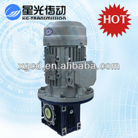 Industrial Power Transmission NMRV Worm Wheel Gearbox