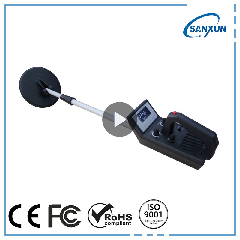 Easy to use ground search metal detectors md-3005