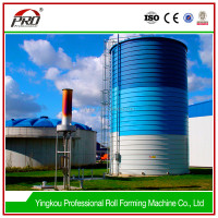 Stainless Small Grain Steel Silo Price Used Farm Silo For Sale