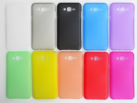 Ultrathin PP Candy Color Case 0.3m PC PP matte Back cover for Samsung Galaxy J7