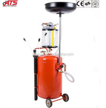 Manufacturing collecting waste oil changer,oil machine, waster oil equipment