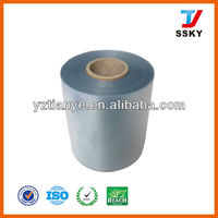Rigid Printing PVC Transparent Film Clear Plastic Sheets and Rolls