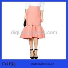 summer/spring pictures women textured pencil skirt DQ087