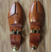 wood shoe last cedar wholesale shoe trees/shoe stretcher/shoe keeper