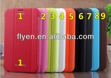 Trifold Leather Case smart Cover For Samsung Galaxy Tab 3 7.0 inch Tablet P3200 P3210