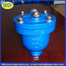 DIN automatic ductile cast iron air evacuation/ Exhaust /vent air release valve