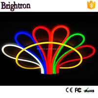 Economical price disco smd2835 long life outdoor ip68 waterproof rgb flexible led car neon light