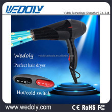 New fashion nylon ac motor professional promax hair dryer