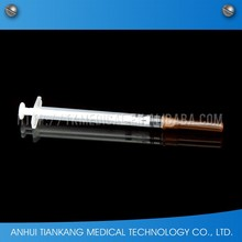 hypodermic disposable auto-disable parts of hypodermic syringe