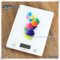 Slim pad Fruit Digital Weighing Scale