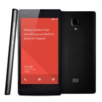 Original Xiaomi Redmi 4GB Smart Phone, GPS + AGPS, Android 4.2, MTK6589T 1.5GHz Quad Core, RAM: 1GB, 4.7 inch IPS Capacitive Scr