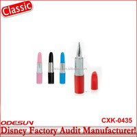 Disney Universal NBCU FAMA BSCI GSV Carrefour Factory Audit Manufacturer Slim Aluminium Ball Pen