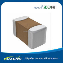 High quality 0201 24pF 25V GRM0335C1E240JA01D Capacitor Types Pictures