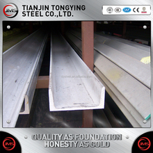 Widely used steel products c channel beam / metal bracket / galvanized sheet metal channel