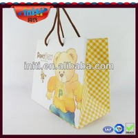 Lovely photo printing clothes wood free paper bag