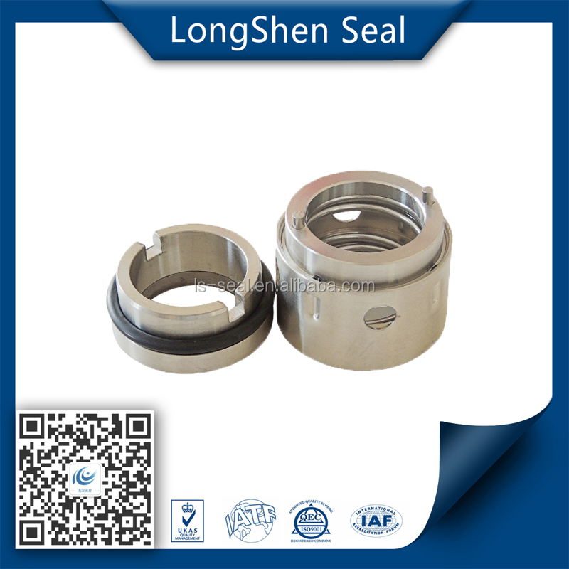 Unique style high temperature mechanical seals 108for water pump