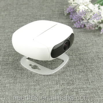 Network h.264 cloud ir cut p2p ip mini wifi camera portable with usb power bank working