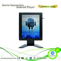 hot selling touch screen kiosk / shopping mall advertising touch screen kiosk / advertising display