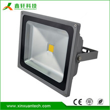 Factory directly sale aluminum Bridgelux chip dimmable 50w led flood light with ce rohs listed