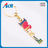 Very Style Metal Keychains For Promotion