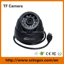 IR Vandal resistance USB camera H.264 compress plug and play surveillance USB camera