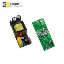 open frame led driver 5w 12w 20w constant current 350ma 500ma led driver for PRA lighting