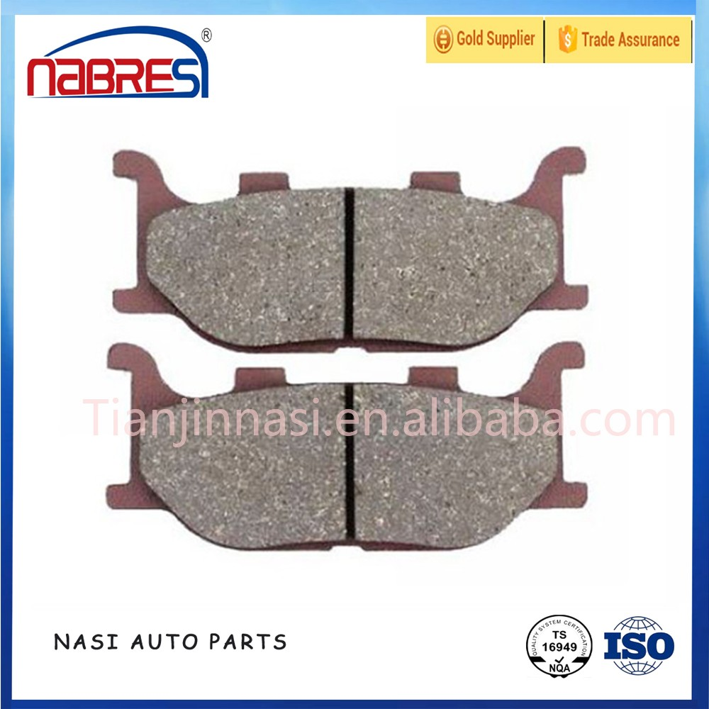 Hi-q motorcycle spare parts motorcycle brake pad for kawasaki