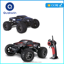 1:12 scale 6 channel rock crawler rc car with light 2.4G 4wd wireless remote car