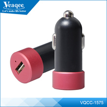 Veaqee qualcomm certified quick charge 2.0 usb car charger for mobile phone