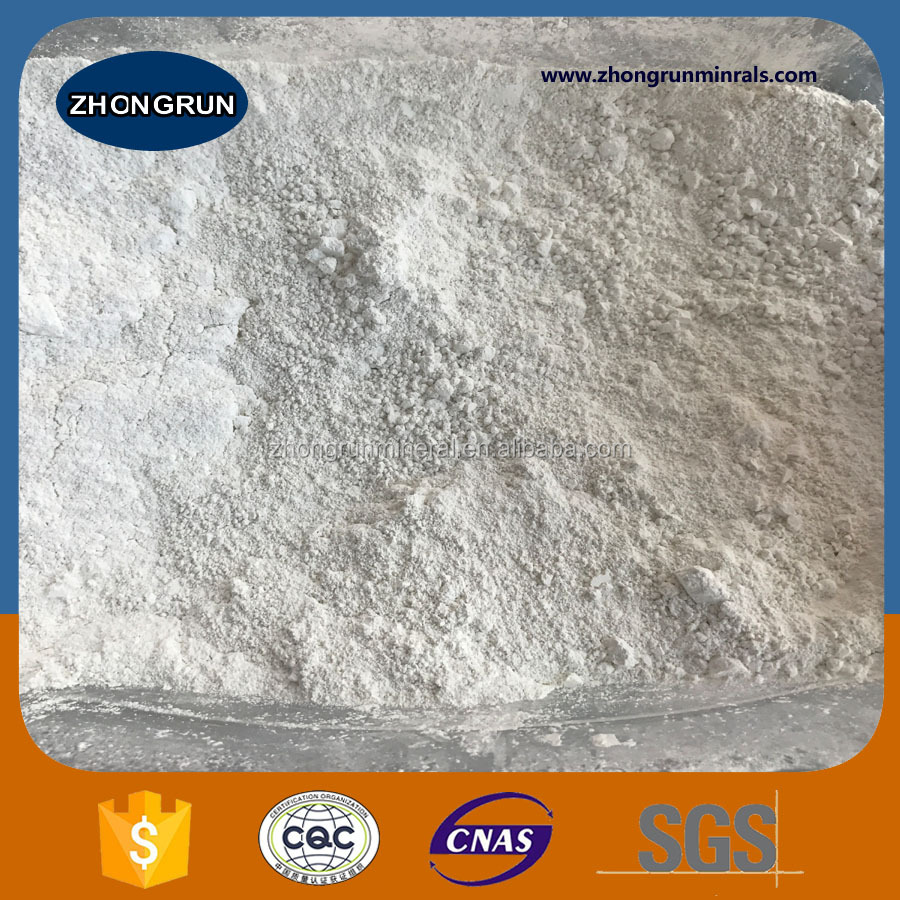 Kaolin powder for plastic/coating/food/cosmetic/ceramic grade