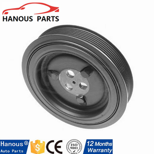 Crankshaft Pulley for TRANSIT MK6 1099891 1226639 1329202 4C1Q-6B319-BA 4C1Q6B319BA