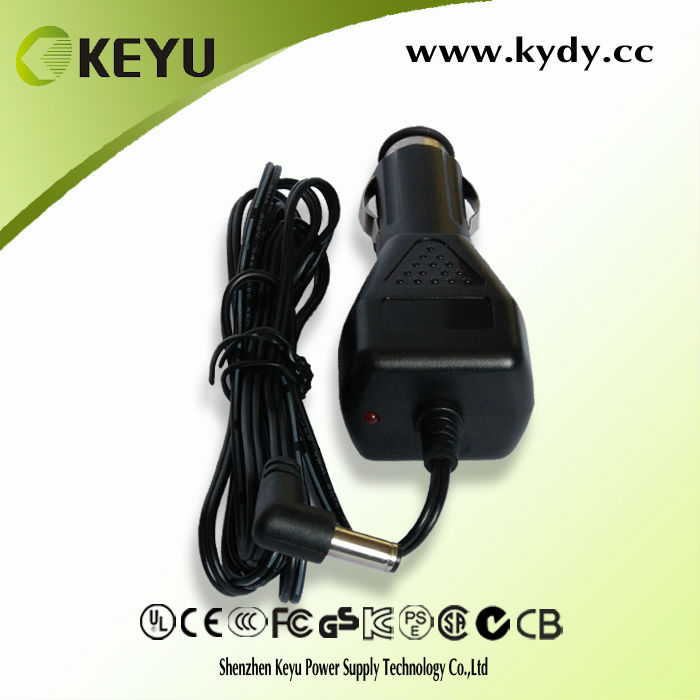 Universal 5v 2a car charger