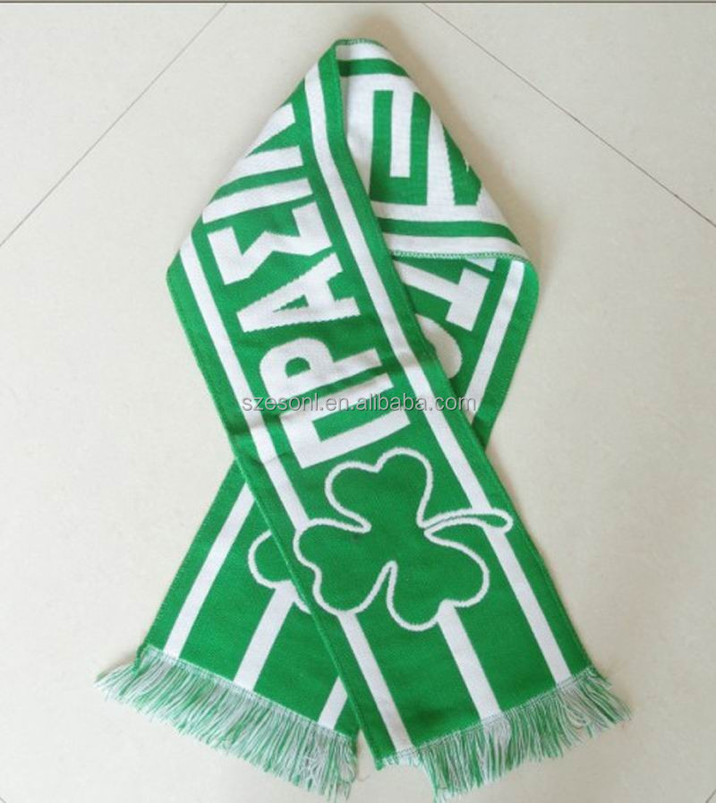 Mini Fans Kids Fashion Scarf