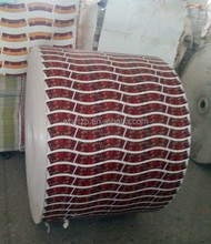 Printed pe coated paper roll material for paper cups