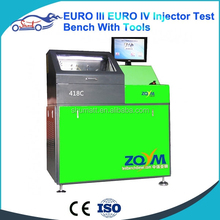 ZQYM 418C common rail injector test equipment can do piezoelectric injector test with full set Aids tool