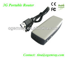Portable Power bank gsm 3g router wifi con sim external antnna