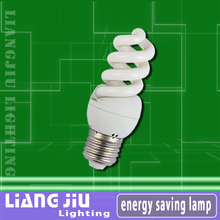 Mini Full Spiral pbt material plastic bulb cover lighting source housing guzhen bulbs made in China 3w 5w 7w 9w