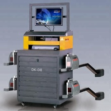 DECAR DII truck wheel alignment for sunshine wheel alignment equipment