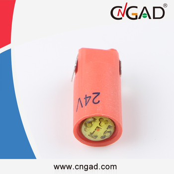 BA7S-P CNGAD Red 36V IP55 pilot light bulb