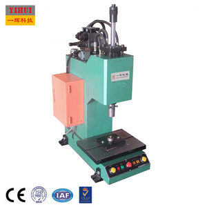 5ton c type plate vertical hydraulic press for rubber vulcanization