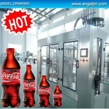2015 China factory High quality coca-cola drnk packing filling machine