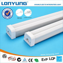 2014 surface mounting T5 fluorescent lighting with aluminum reflector can be LED Strip or LED Tube
